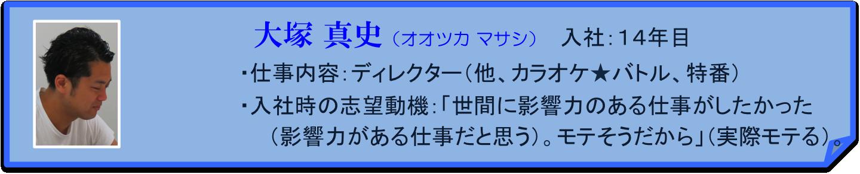 大塚プロフィール新