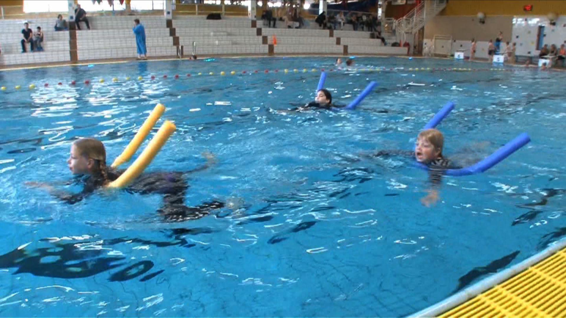 着衣水泳1